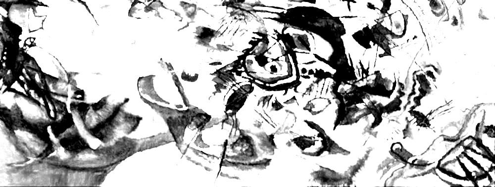 Analyser un tableau de Kandinsky